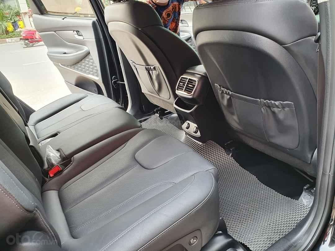 Bán Hyundai Santafe sx 2018 model 2019, bản xăng 2.4 đặc biệt (12)