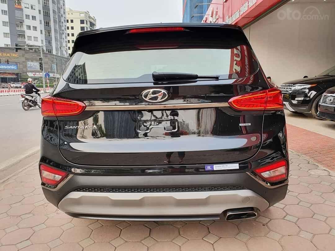 Bán Hyundai Santafe sx 2018 model 2019, bản xăng 2.4 đặc biệt (14)
