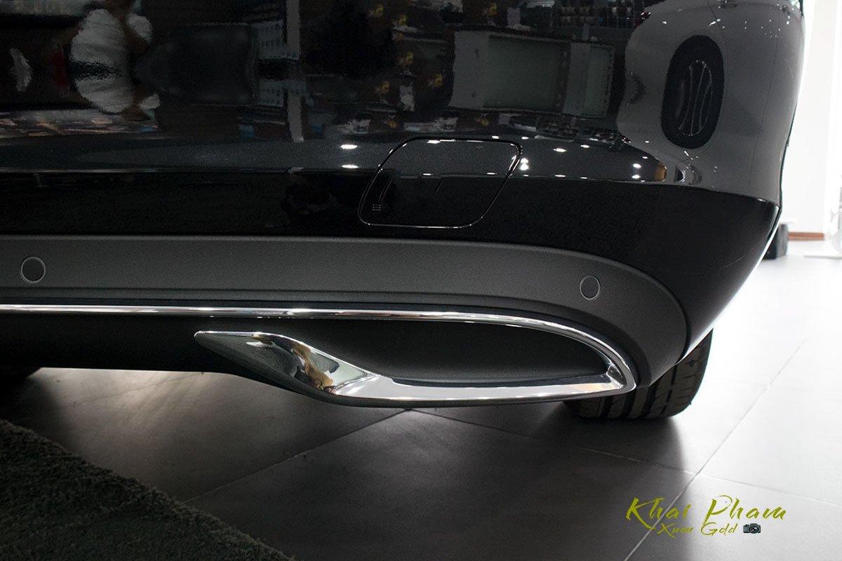Hình ảnh ống xả xe Mercedes-Benz C 200 Exclusive 2020