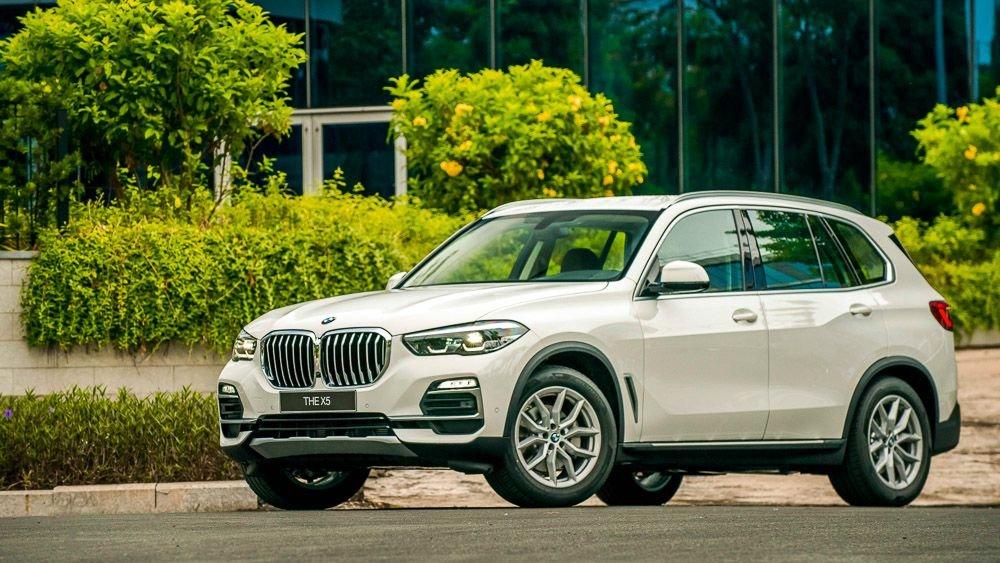 Giá xe BMW X5 2020