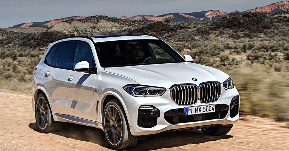 Ngoại thất xe BMW X5 2020