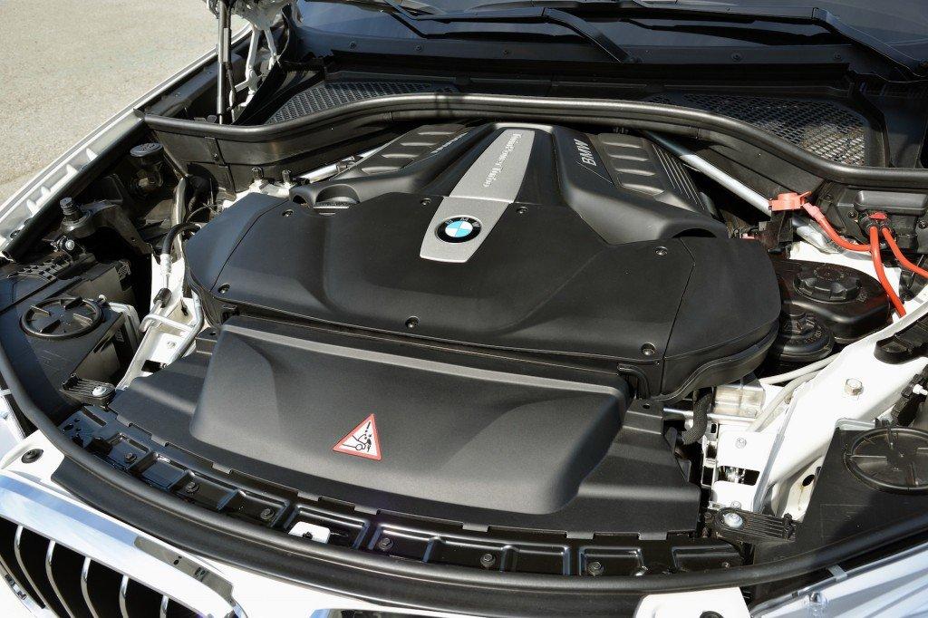 Động cơ xe BMW X5 2020