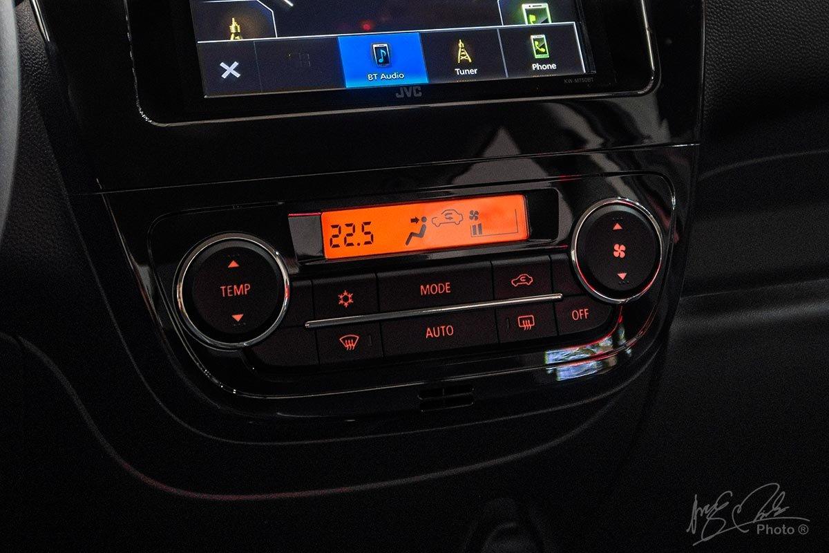 Điều hoà tự động của Mitsubishi Attrage 2020.