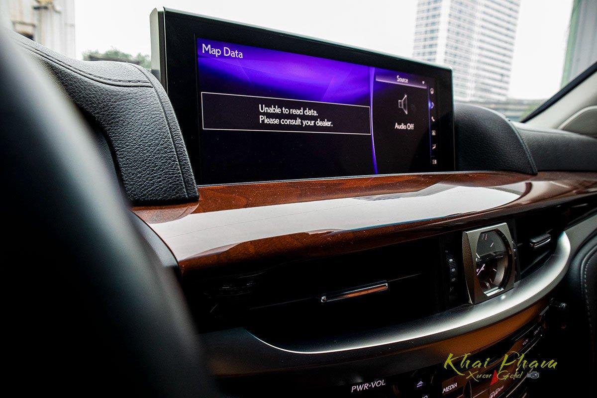 Ảnh chụp màn hình xe Lexus LX570 Super Sport 2020 1