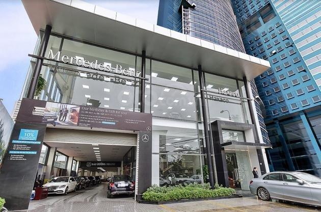 Mercedes Benz Haxaco Kim Giang  (5)