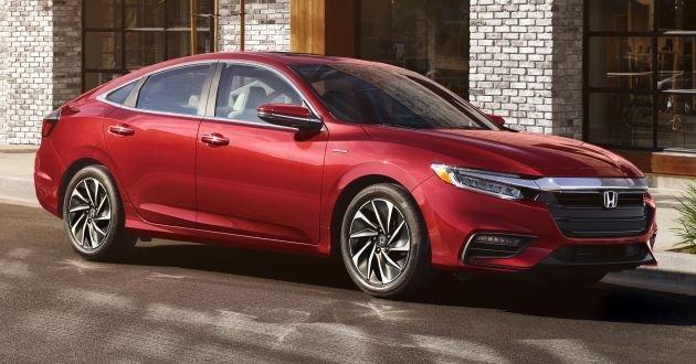 Honda Insight 2021 bổ sung công nghệ an toàn, tăng nhẹ giá bản cao cấp