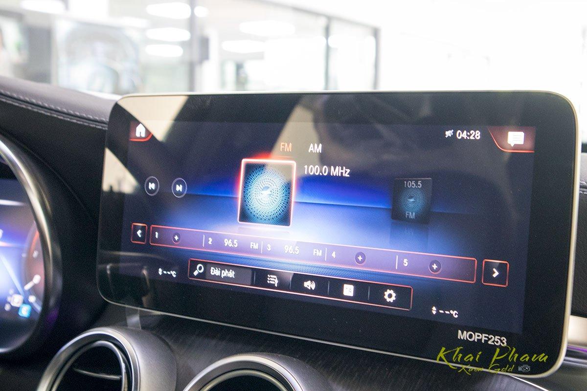 Ảnh chụp màn hình xe Mercedes-Benz GLC 300 Coupe 2020