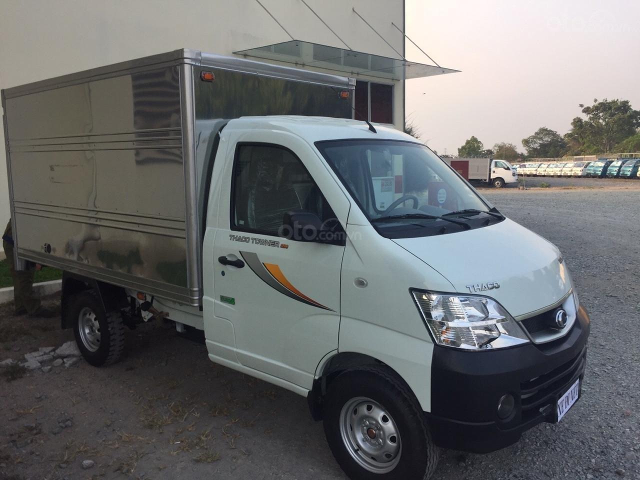 Thaco Towner990 tải 990kg, thùng 2.6m, chỉ cần 90 triệu là có xe (3)