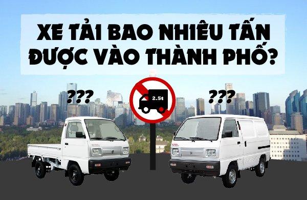 """Xe bán tải sẽ """"mất quyền tự do đi trong phố"""" vì bị coi là xe tải kể từ ngày 1/7 tới - Ảnh 1."""