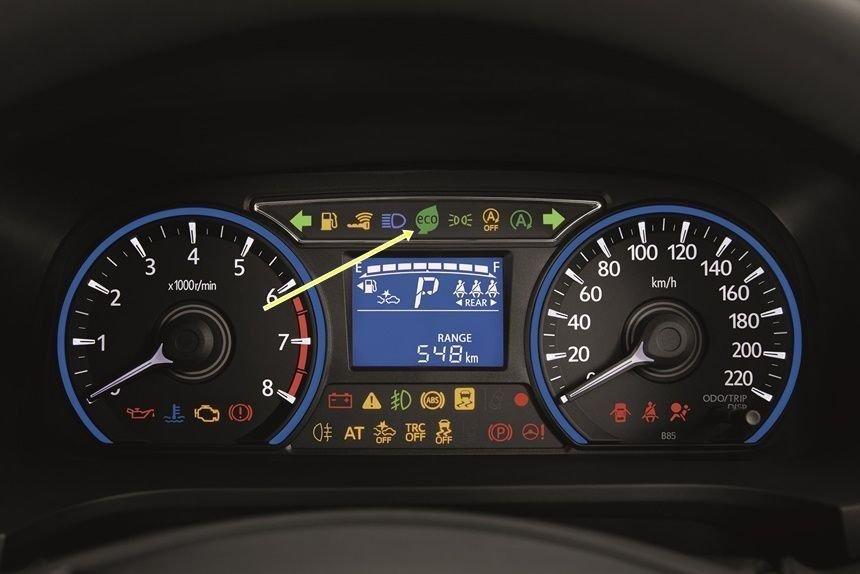 Eco Mode, chế độ ô tô tiết kiệm nhiên liệu đáng dùng.