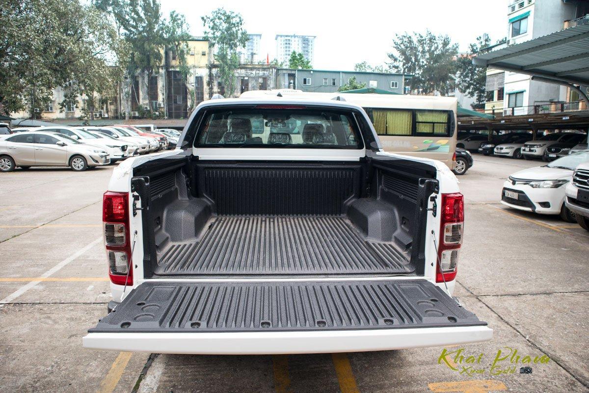 Ảnh chụp thùng xe Ford Ranger Wildtrak 2020