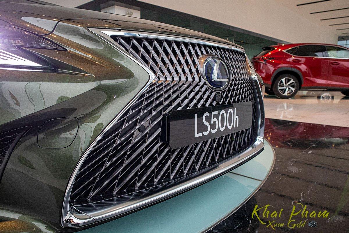 Ảnh chụp Lưới tản nhiệt Lexus LS 500h 2020 1