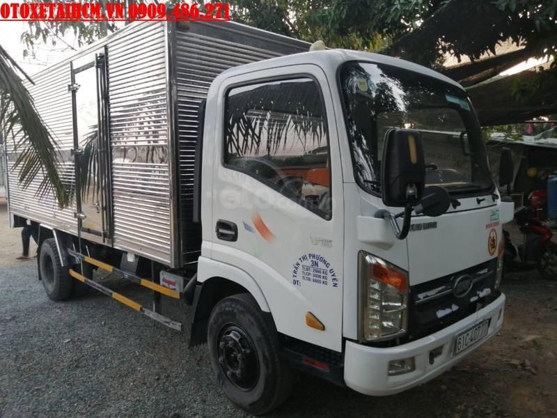 Cần bán xe tải Veam 3.5 tấn thùng kín cũ đời 2017 (2)