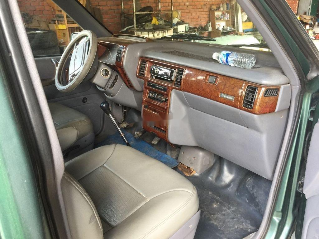 Bán xe Dodge Caravan năm sản xuất 1993, màu xanh (11)