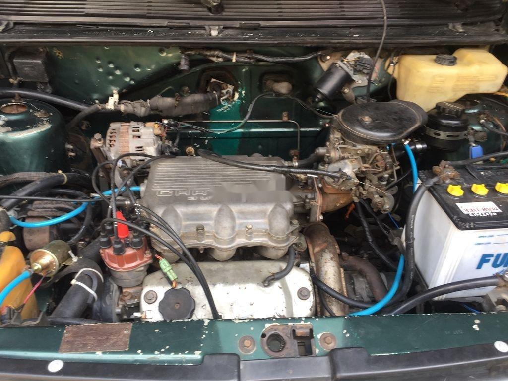 Bán xe Dodge Caravan năm sản xuất 1993, màu xanh (10)