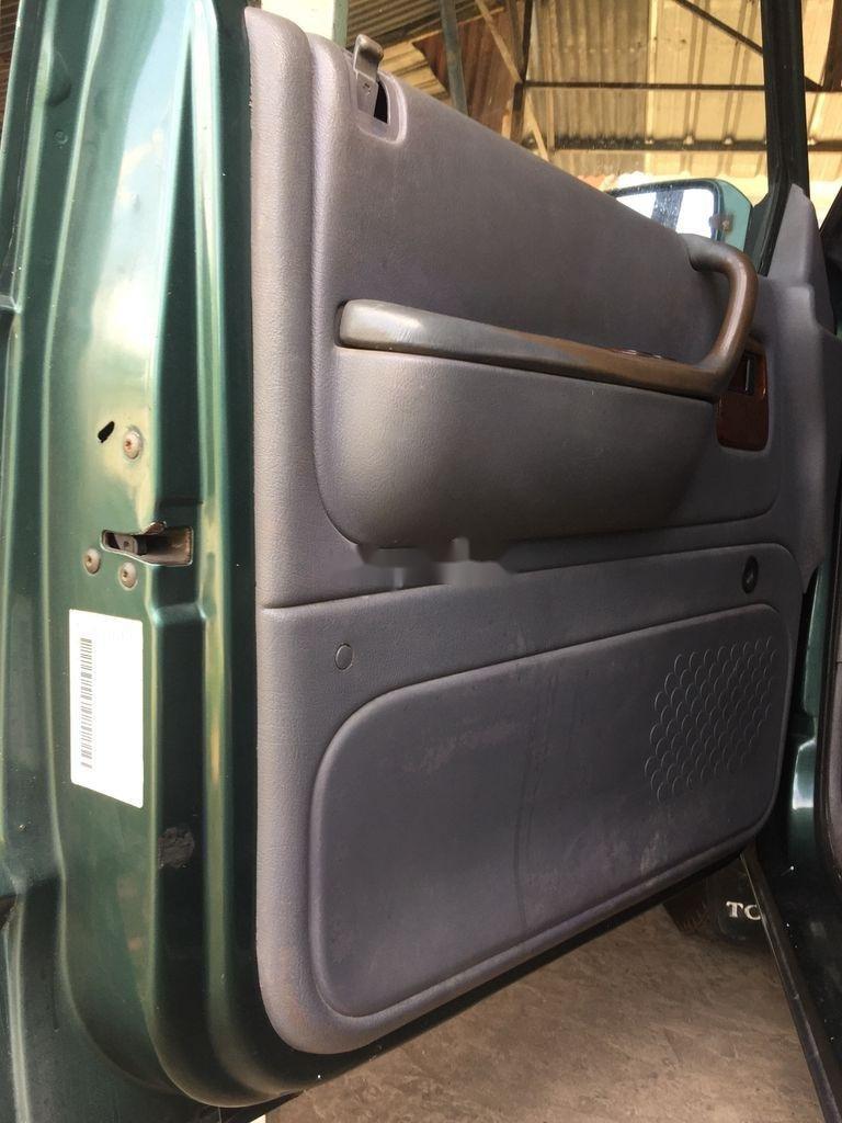 Bán xe Dodge Caravan năm sản xuất 1993, màu xanh (6)