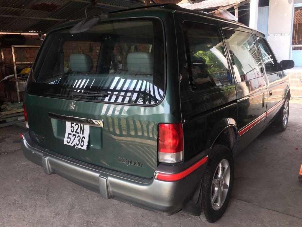 Bán xe Dodge Caravan năm sản xuất 1993, màu xanh (9)