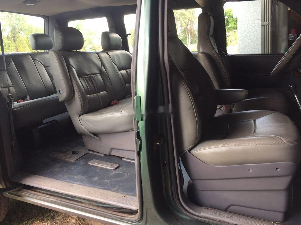 Bán xe Dodge Caravan năm sản xuất 1993, màu xanh (5)