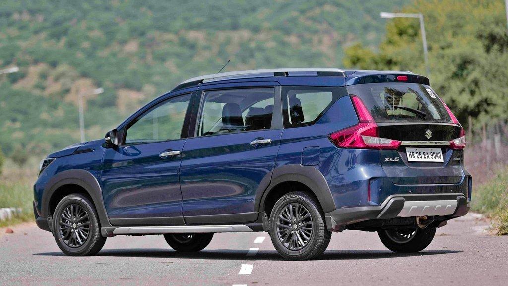 Suzuki XL7 2020 tiếp tục lộ diện, cận kề ngày ra mắt Việt Nam a3
