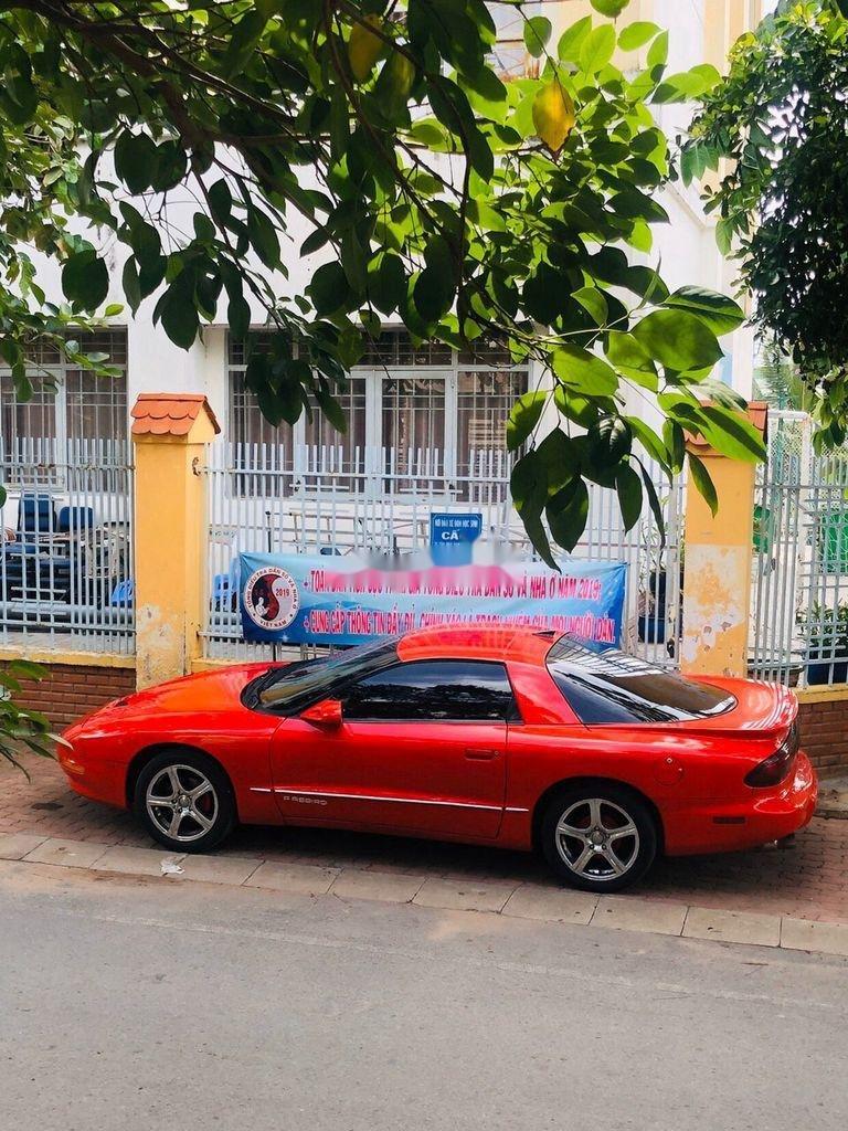 Bán Pontiac Firebird đời 1997, màu đỏ, nhập khẩu nguyên chiếc chính chủ (1)