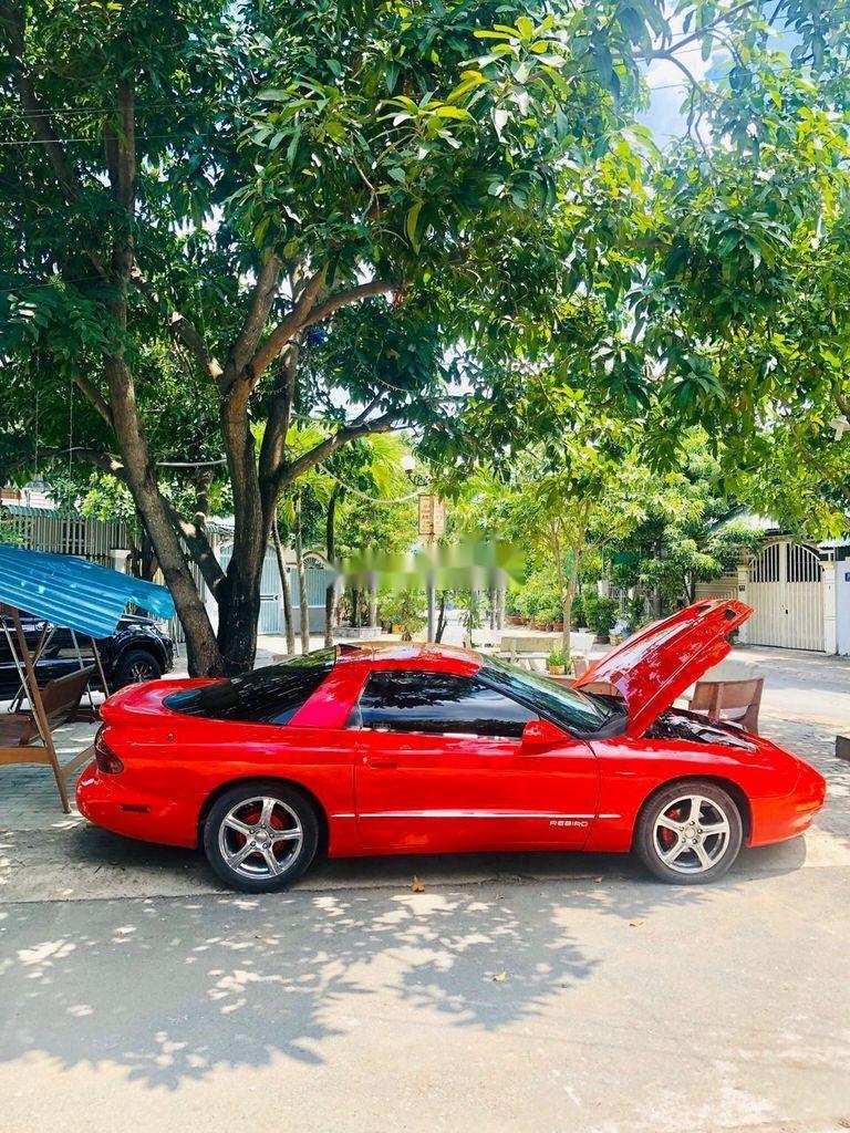 Bán Pontiac Firebird đời 1997, màu đỏ, nhập khẩu nguyên chiếc chính chủ (2)