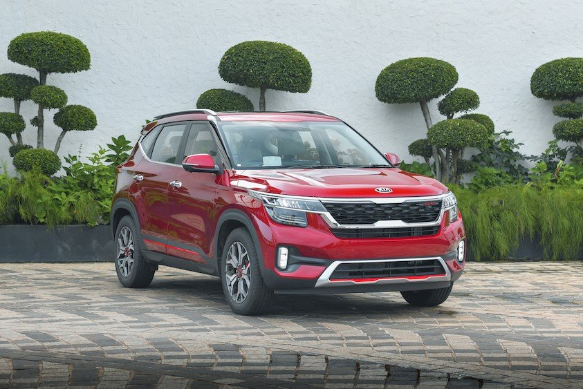 Kia Seltos bán chạy tại Ấn Độ 1