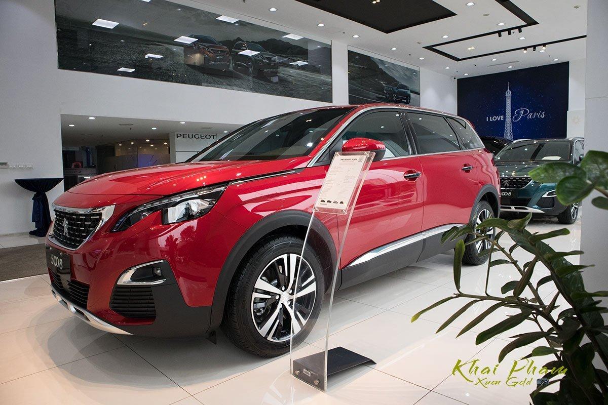 Ngoại thất Peugeot 5008 2020 a2