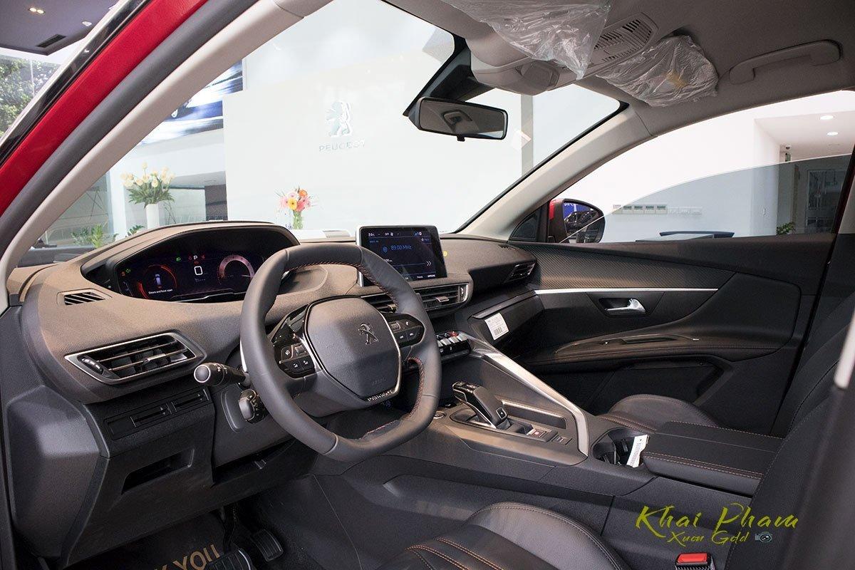 Nội thất Peugeot 5008 2020 a4