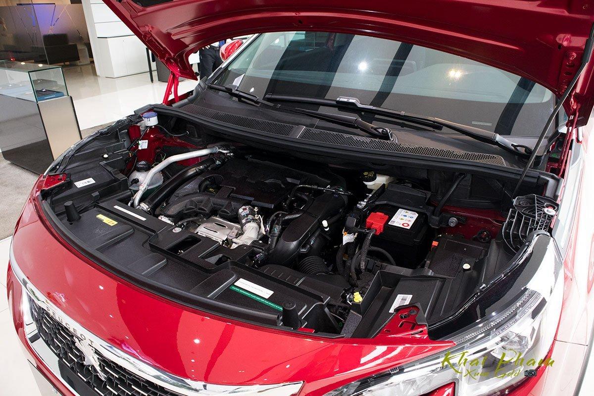 Peugeot 5008 2020 sử dụng động cơ Turbo xăng, 1.6L a10
