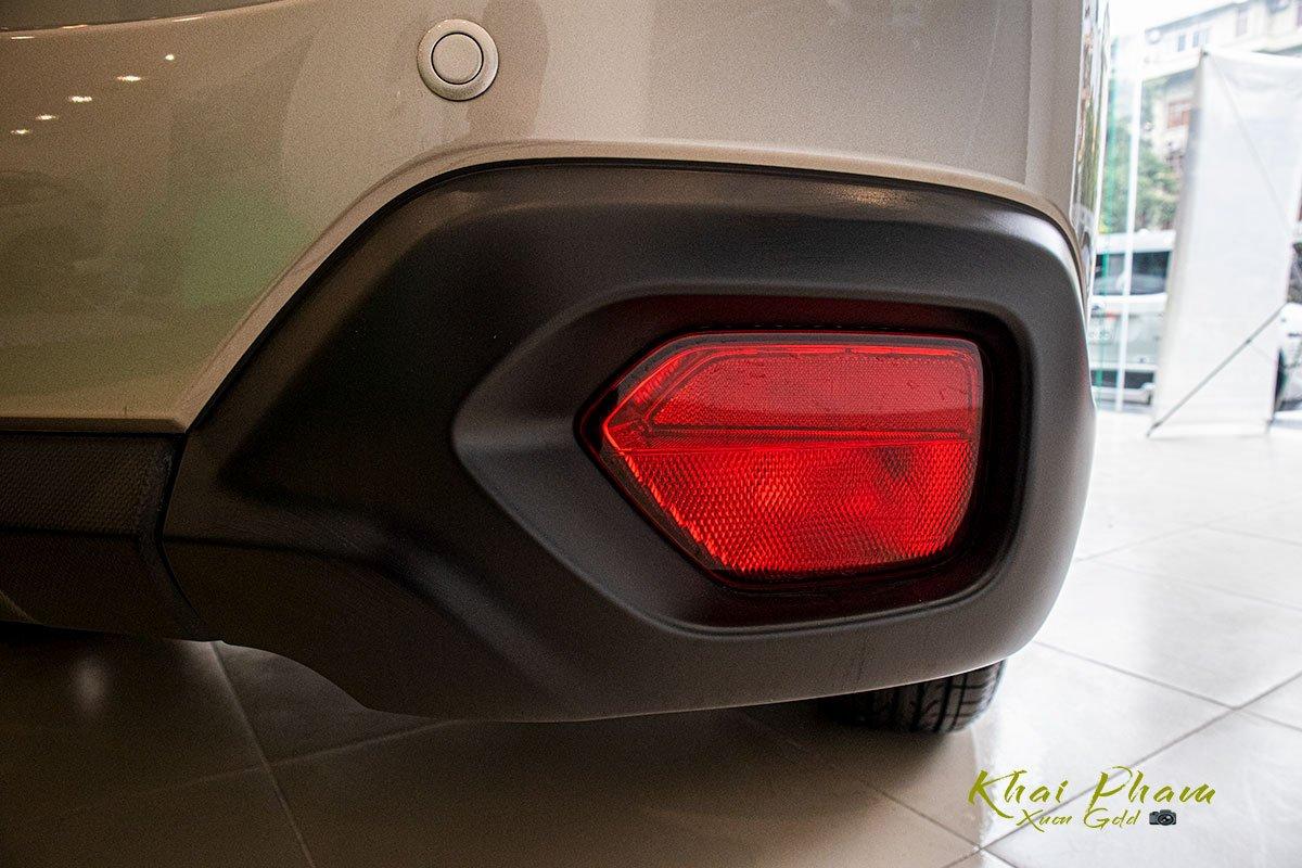 Ảnh chụp đèn phản quang xe Subaru Outback 2020 1