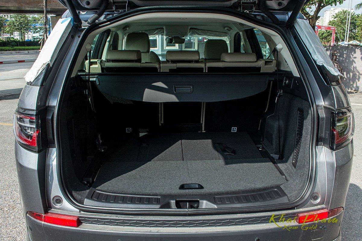 Hình ảnh khoang hành lý xe Land Rover Discovery Sport S 2020