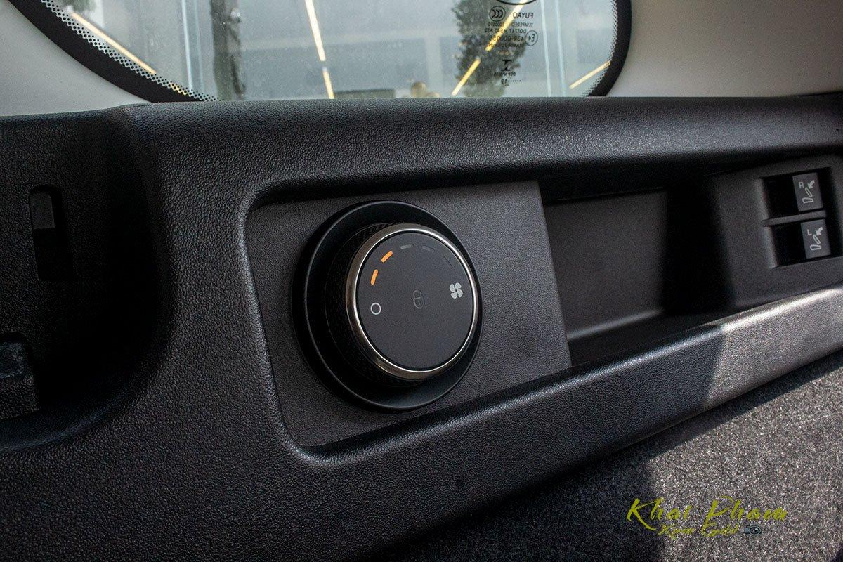 Hình ảnh chụp điều hoà xe Land Rover Discovery Sport S 2020