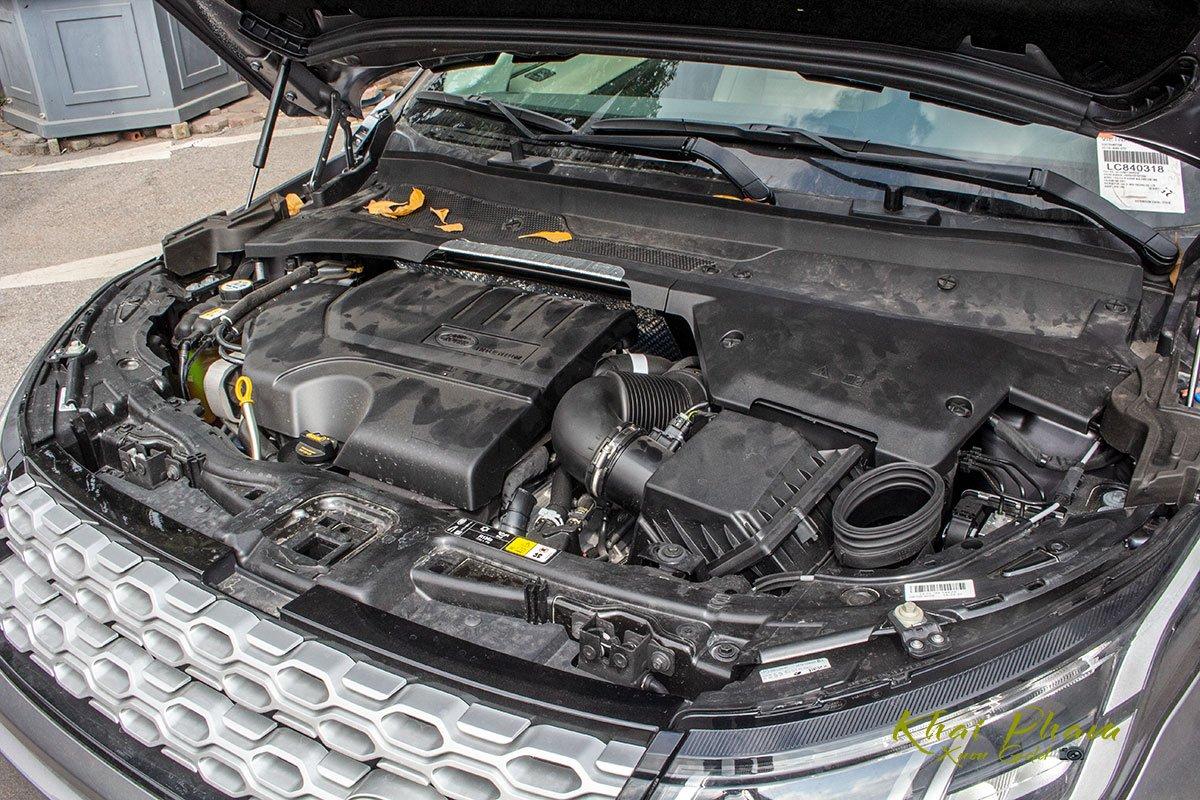 Hình ảnh động cơ xe Land Rover Discovery Sport S 2020