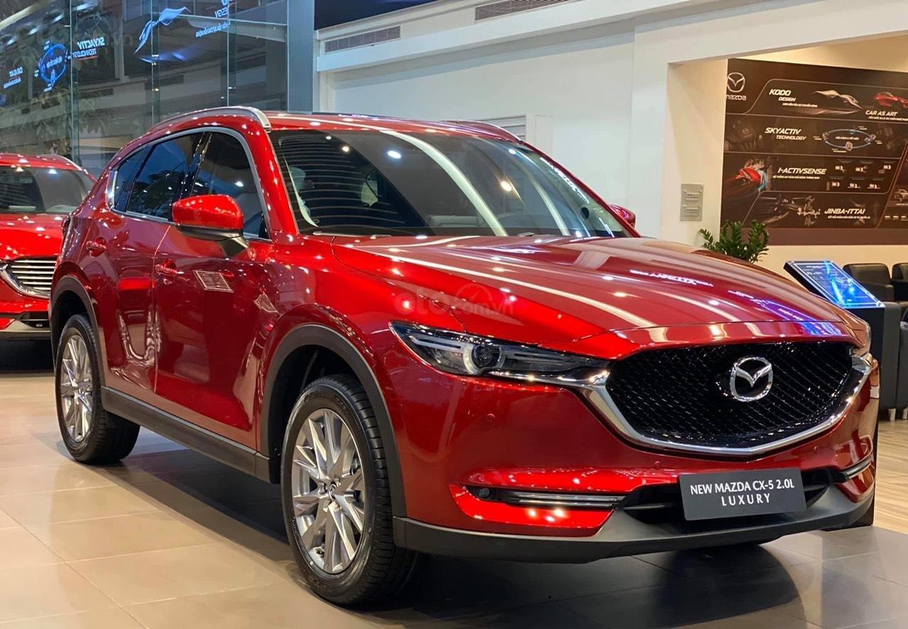 Mazda New CX5 2020 - giảm thuế 50% - trả trước 220tr - cam kết giá tốt nhất (2)