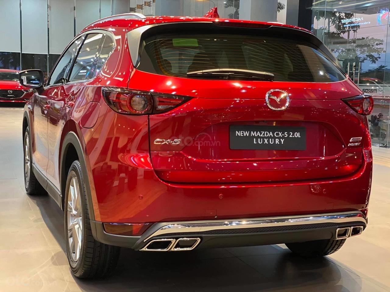 Mazda New CX5 2020 - giảm thuế 50% - trả trước 220tr - cam kết giá tốt nhất (3)