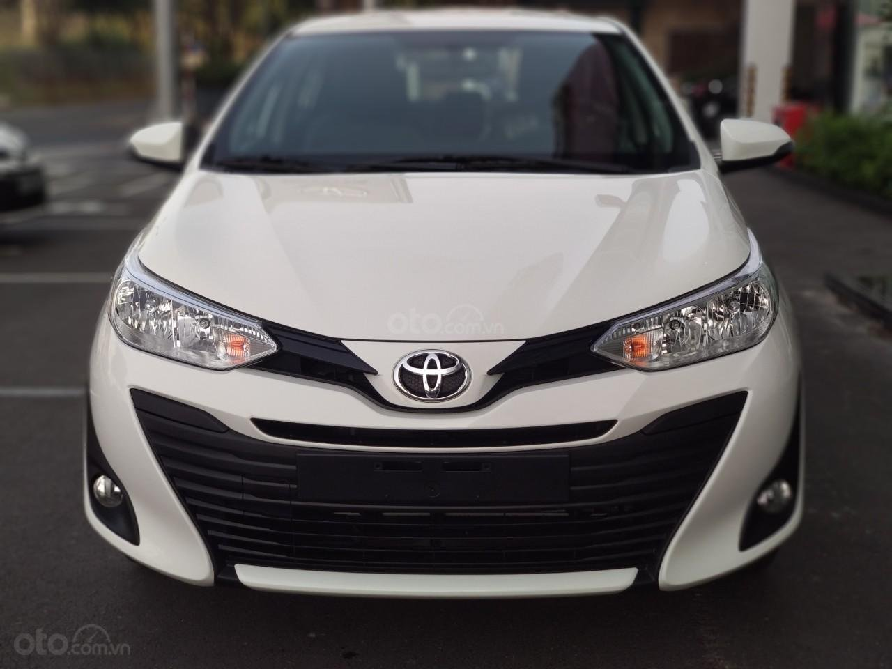 Toyota Vios 1.5E, cam kết giá tốt - cạnh tranh, trả trước 120 triệu - hỗ trợ ngân hàng - lãi suất thấp (2)