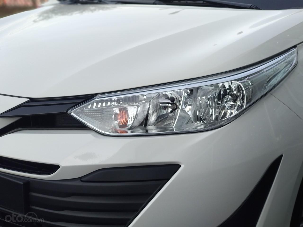 Toyota Vios 1.5E, cam kết giá tốt - cạnh tranh, trả trước 120 triệu - hỗ trợ ngân hàng - lãi suất thấp (3)