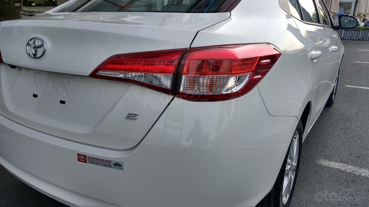 Toyota Vios 1.5E, cam kết giá tốt - cạnh tranh, trả trước 120 triệu - hỗ trợ ngân hàng - lãi suất thấp (4)
