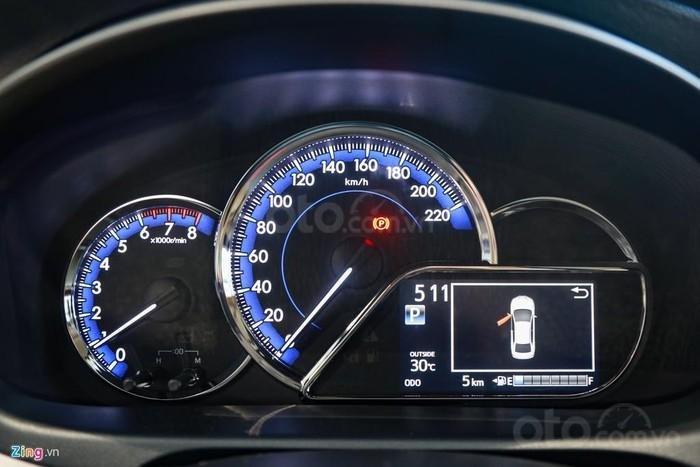 Toyota Vios 1.5E, cam kết giá tốt - cạnh tranh, trả trước 120 triệu - hỗ trợ ngân hàng - lãi suất thấp (14)
