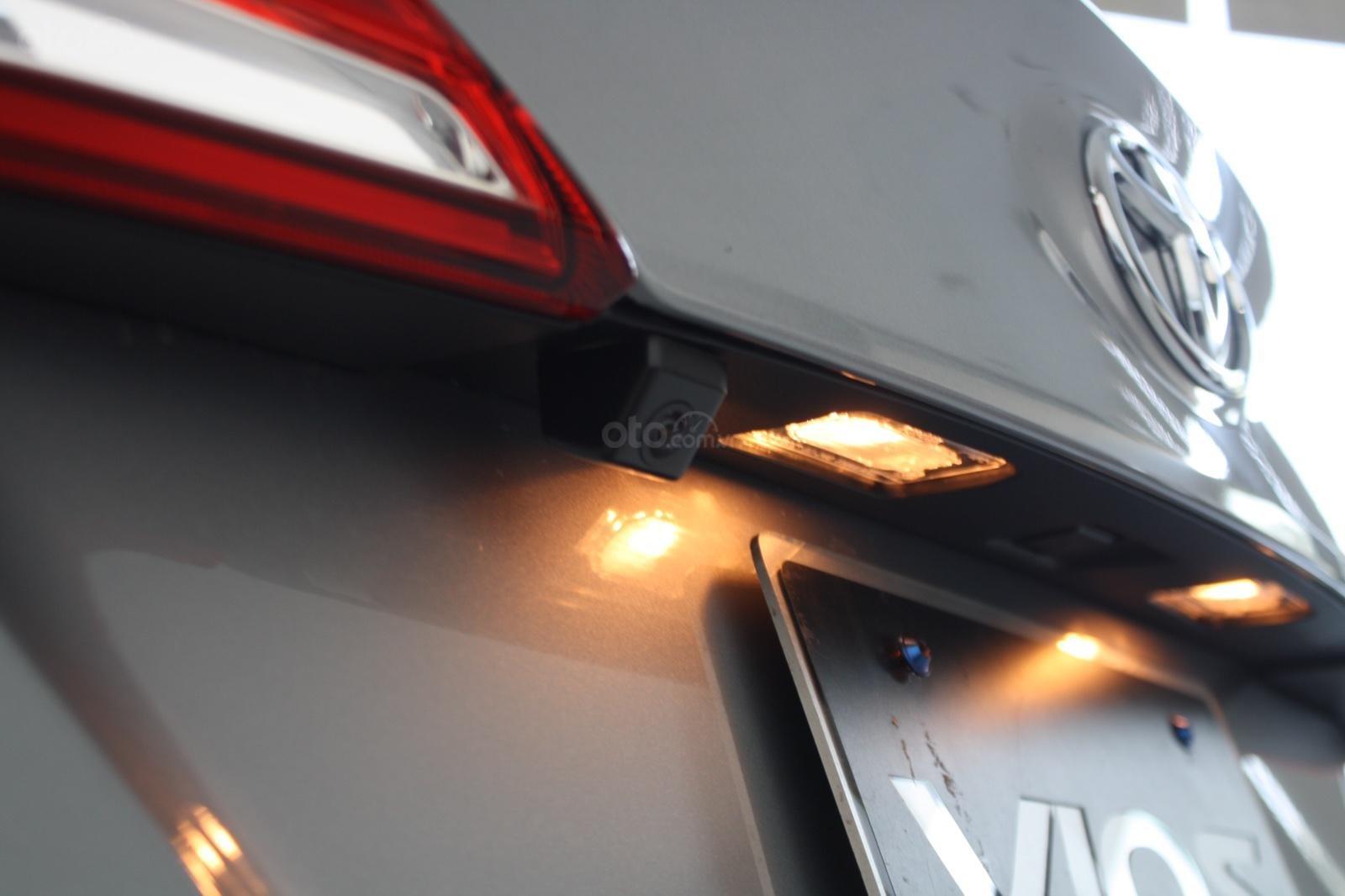 Toyota Vios 1.5E, cam kết giá tốt - cạnh tranh, trả trước 120 triệu - hỗ trợ ngân hàng - lãi suất thấp (15)
