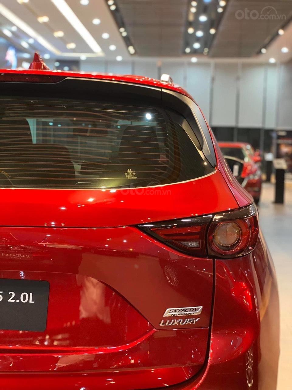Mazda New CX5 2020 - giảm thuế 50% - trả trước 220tr - cam kết giá tốt nhất (4)