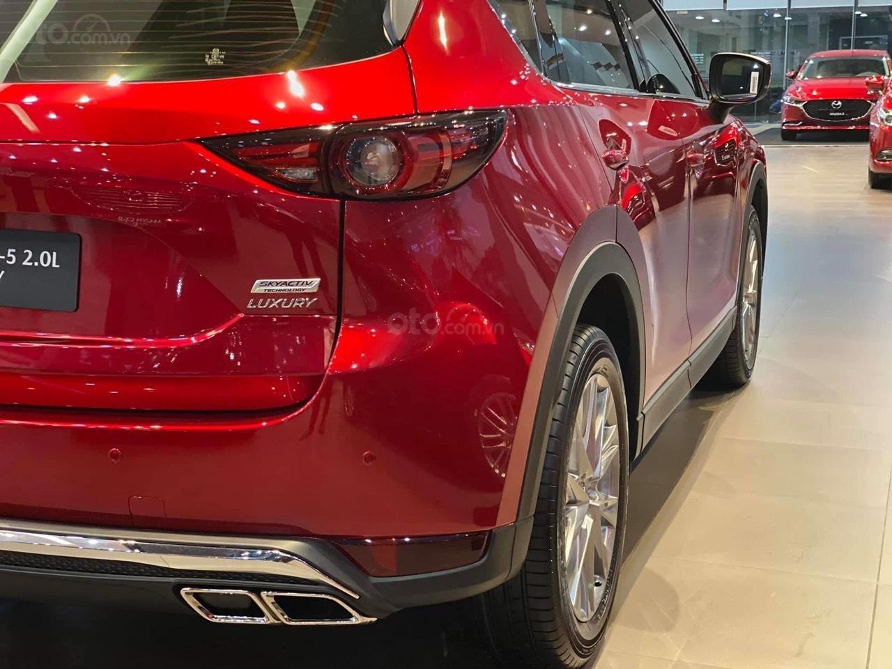 Mazda New CX5 2020 - giảm thuế 50% - trả trước 220tr - cam kết giá tốt nhất (5)