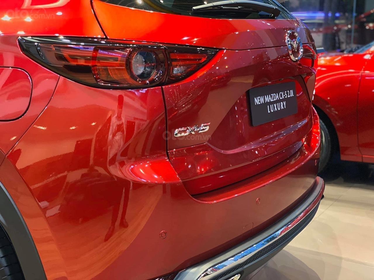 Mazda New CX5 2020 - giảm thuế 50% - trả trước 220tr - cam kết giá tốt nhất (6)