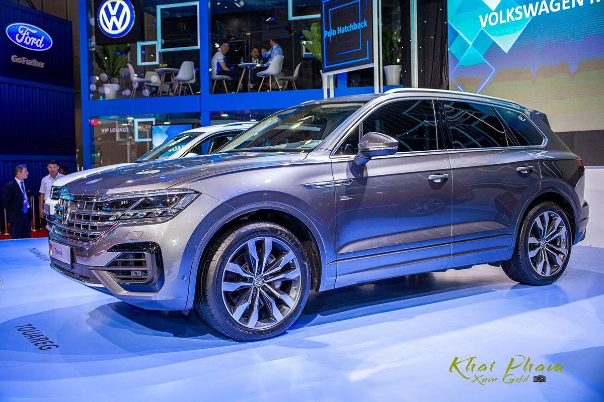 Volkswagen Touareg 2020 nhận đặt cọc, giá cao nhất gần 4 tỷ đồng tại Việt Nam a2
