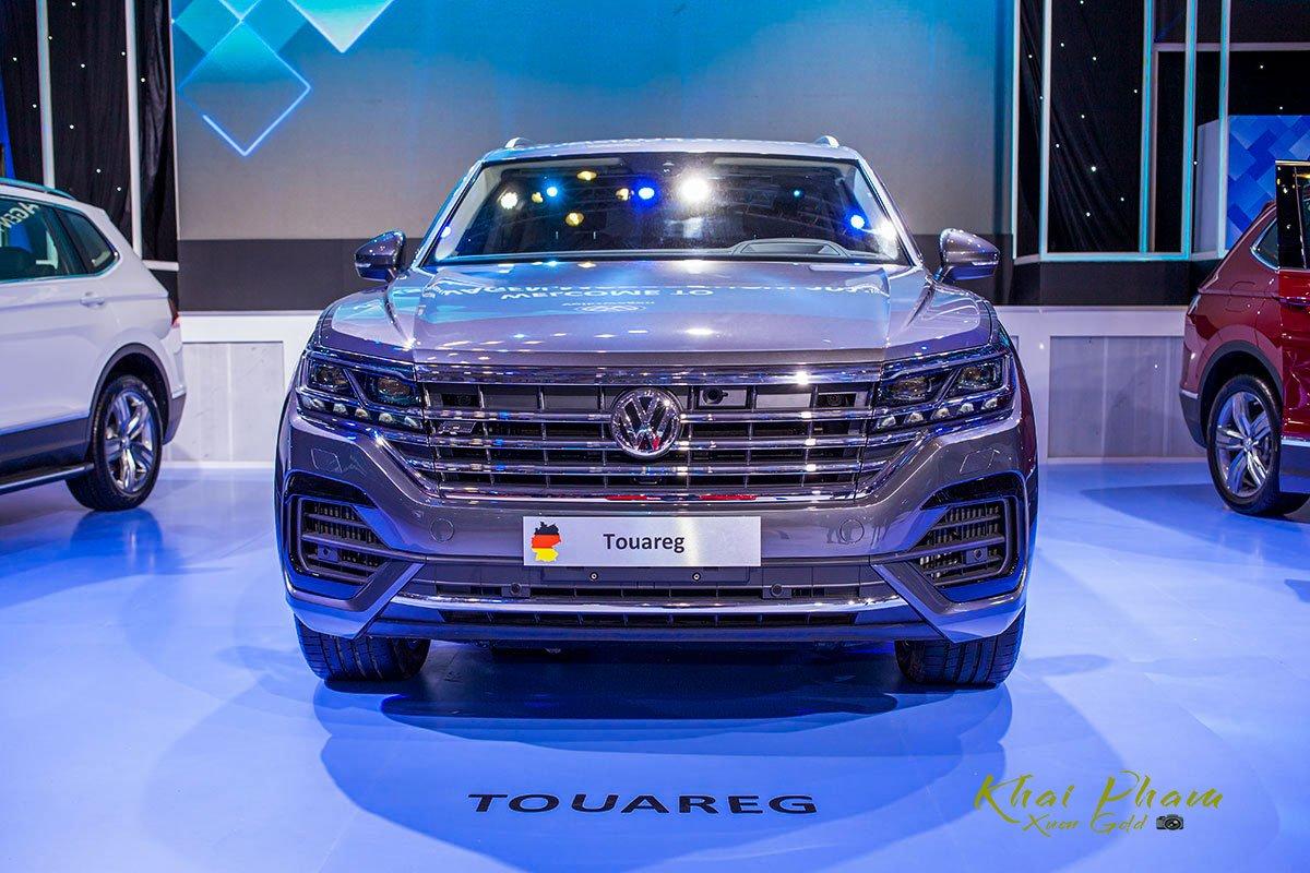 Đánh giá xe Volkswagen Touareg 2019 về mức tiêu hao nhiên liệu: dự đoán tương đương phiên bản cũ 2