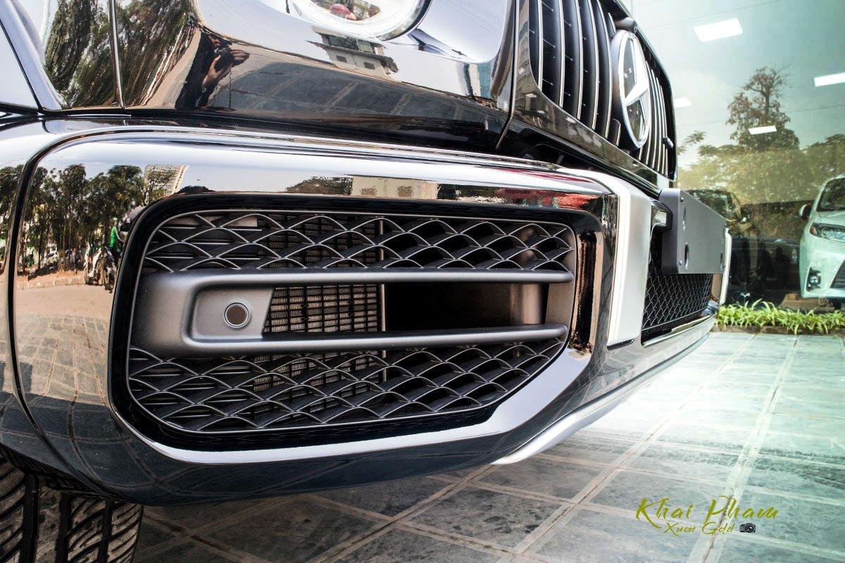 Ảnh chụp Cản trước xe Mercedes-AMG G63 2020