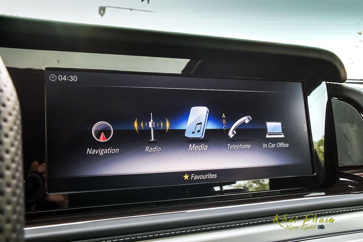 Ảnh chụp màn hình xe Mercedes-AMG G63 2020
