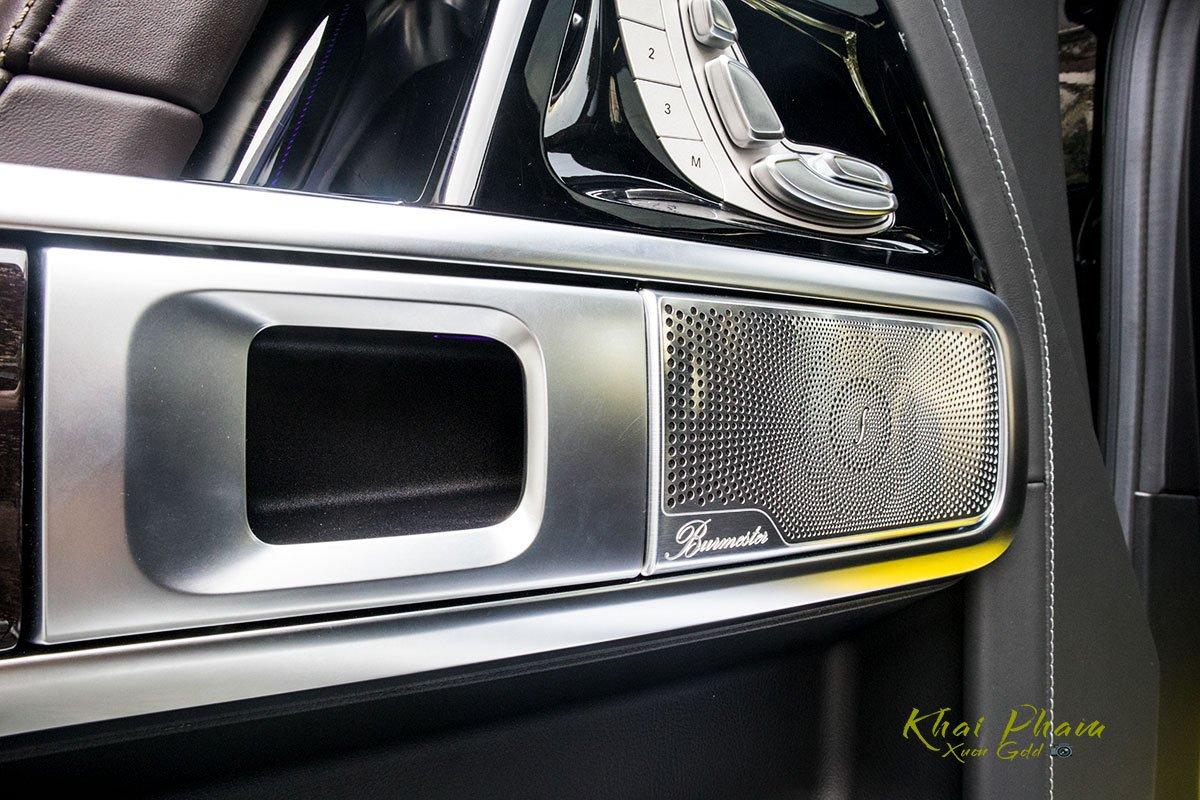 Ảnh chụp loa xe Mercedes-AMG G63 2020