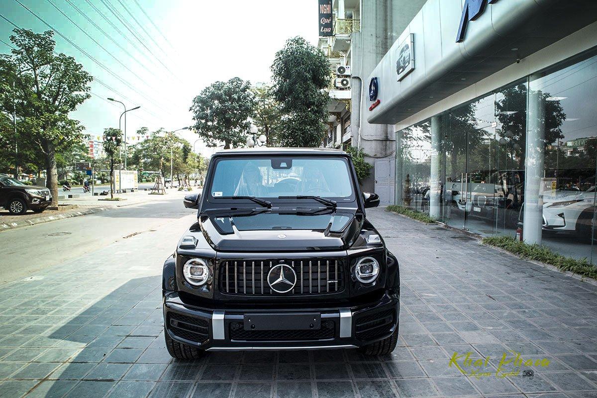 Ảnh chụp trước xe Mercedes-AMG G63 2020 1