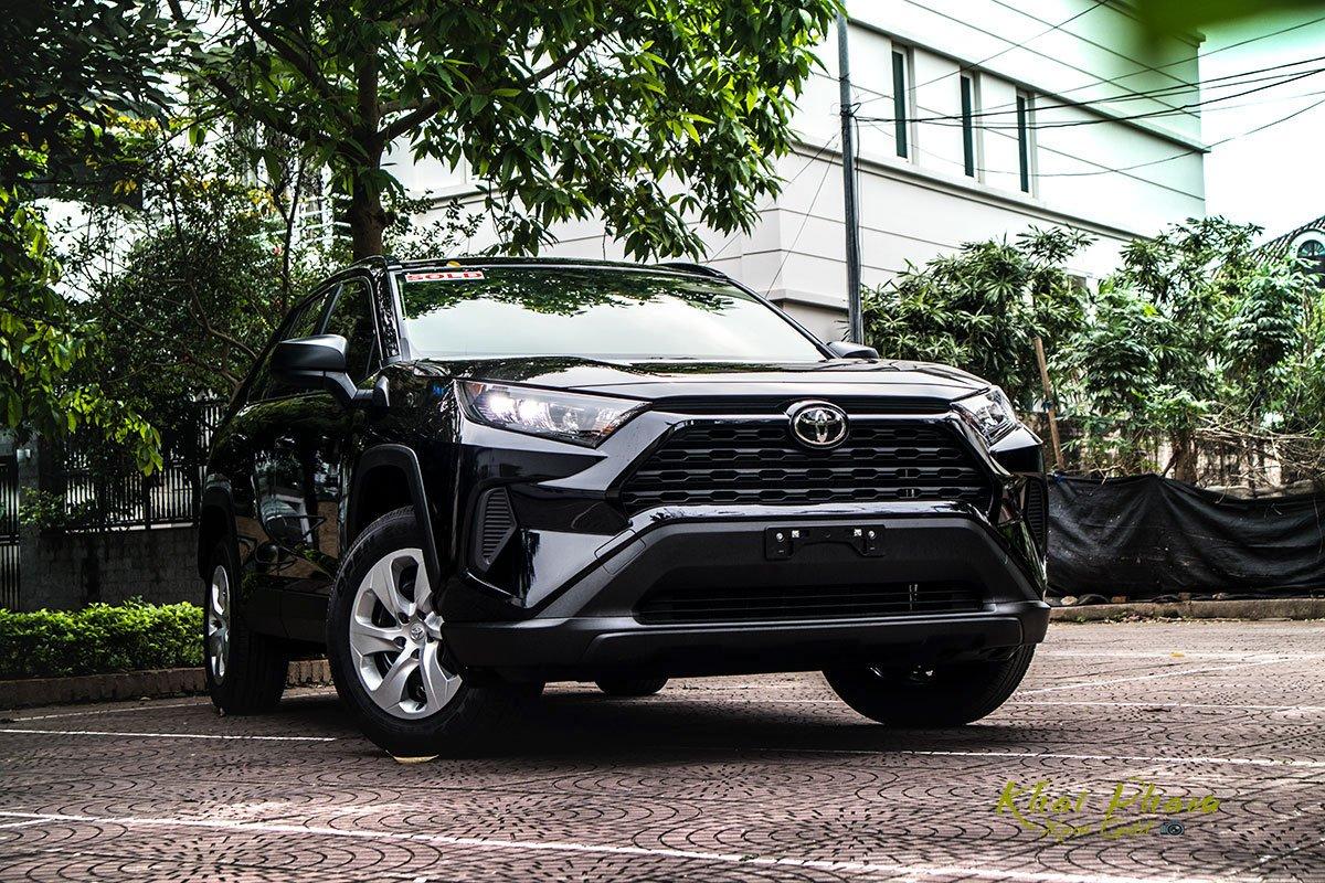 """Toyota RAV4 2020 đầu tiên tại Việt Nam vừa đã đại lý, nhiều chi tiết hấp dẫn """"dân chơi"""" Việt a1"""